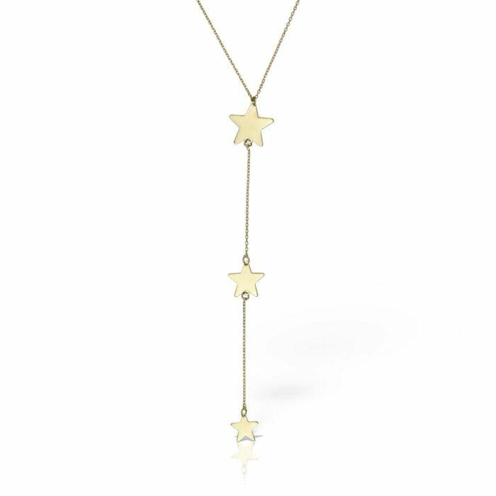 lantisor aur galben 14 k mijoux LSG 03