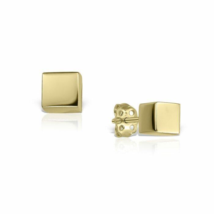 cercei aur galben 14k mijoux CGG 08