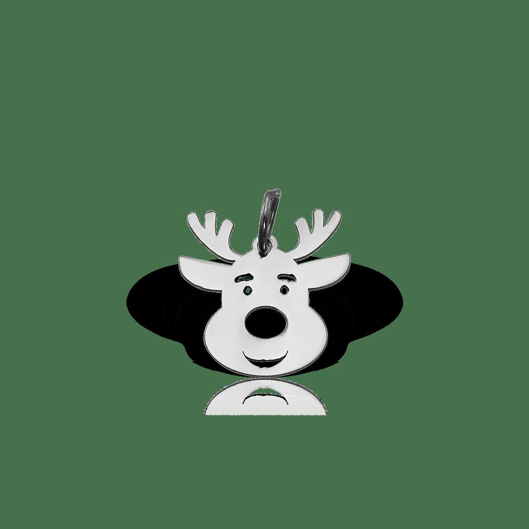pandantiv aur alb 14k mijoux PGA 03