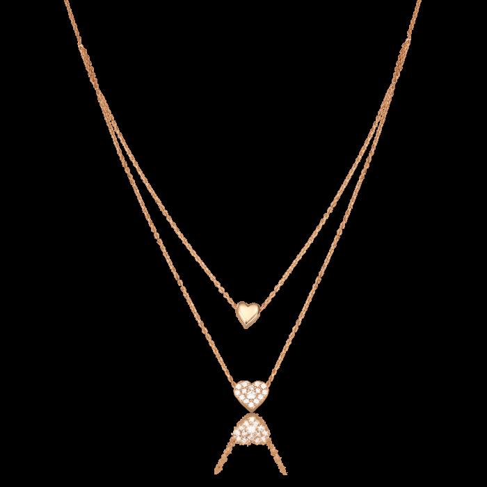 lantisor din aur de 14 k mijoux alma LBWR 2X1