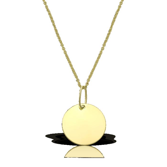 lantisor din aur de 14 k mijoux miryam LGG 015 R